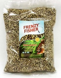 Зерна конопли Frenzy Fisher цельные 500 гр.